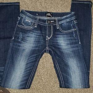 Sz 0 express jeans skinny